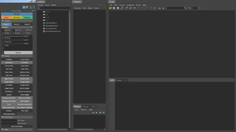 dualview MEL Script